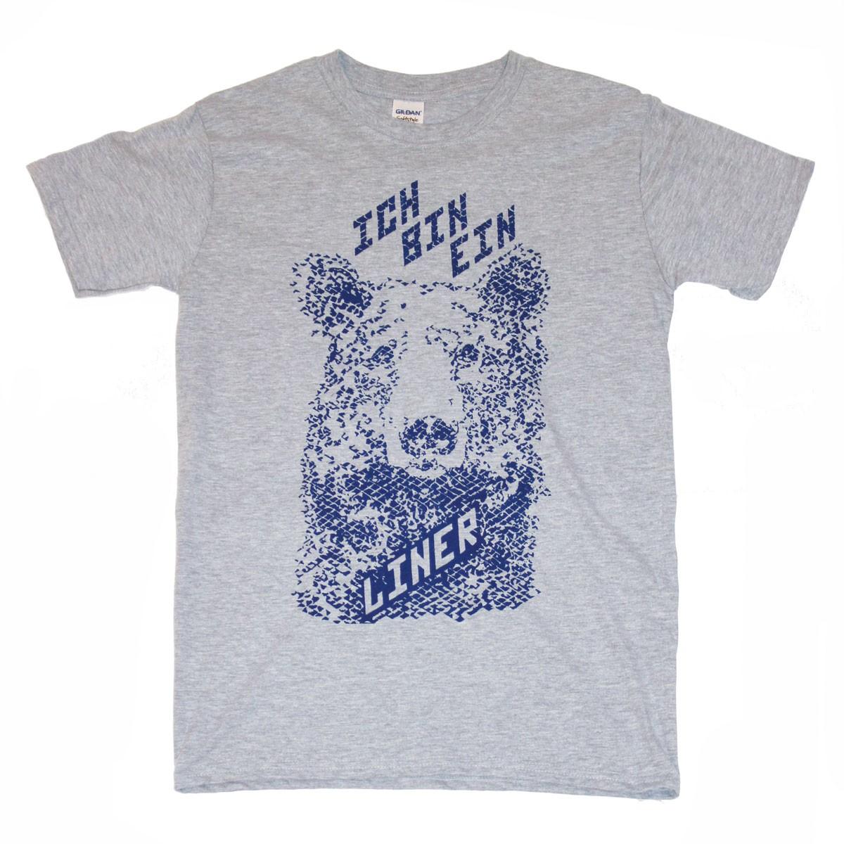 Barry Hogarth – t-shirt (ich bin ein...)