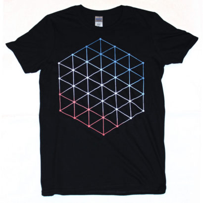 Lee Wagstaff – t-shirt (grid)